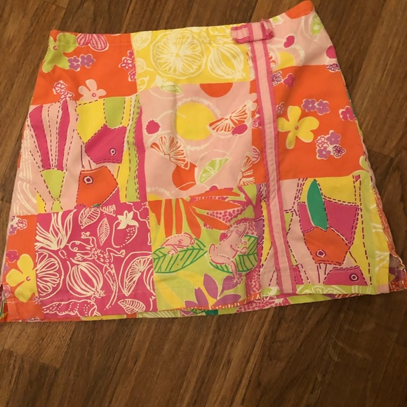 Lilly Pulitzer Other - Girls Lilly Pulitzer Skirt